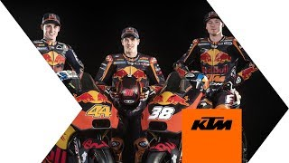 No rest for the wicked - KTM is ready for MotoGP 2018 | KTM