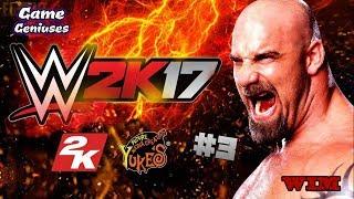 Реслинг по-русски [WWE 2K17]