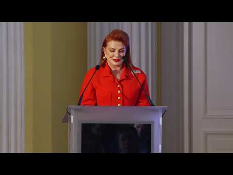 Word From US Ambassador To Poland Georgette Mosbacher