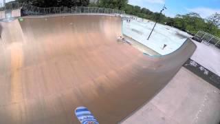 Copenhagen Skatepark, Faelled parken