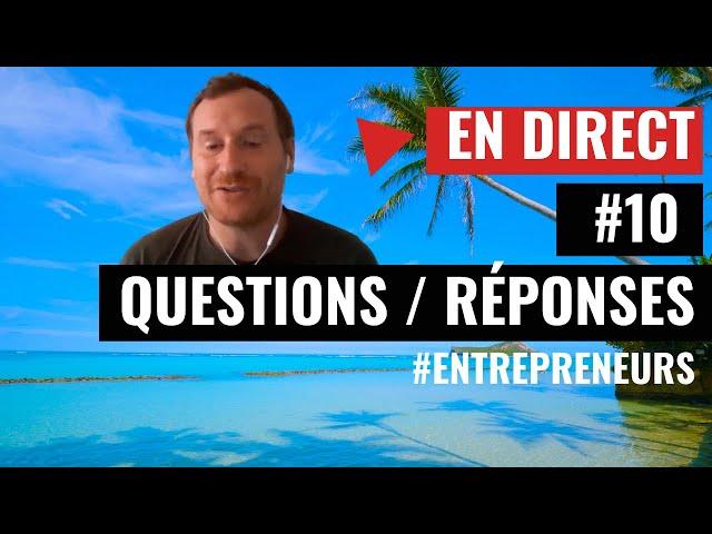 [ Live Questions/Réponses ] #10 Expert-Comptable - Cabinet FICO - Grégory PROUVOST