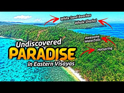 MIND BLOWING Tourist Destinations found in PHILIPPINES // Exploring Eastern Visayas