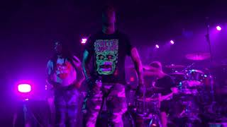 4 - Knuckle Up & The Dope Dealerz - Ho99o9 (w/ Billy Rymer - TDEP) (Live Charlotte, NC - 6/25/19)