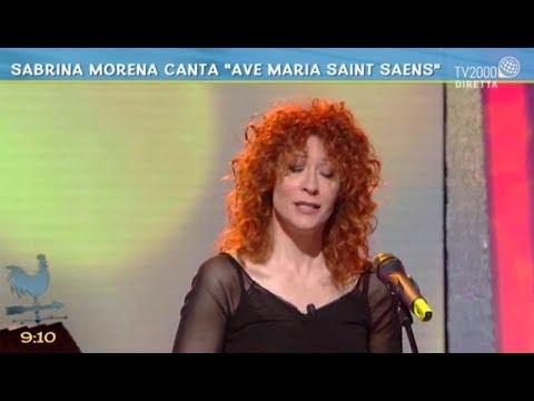 Sabrina Morena canta