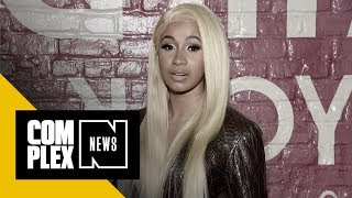 Cardi B Reveals What She Raps About on Debut Album