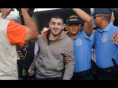 Syrians captured in Honduras - Police: 5 Syrians with fake passports detained in Honduras