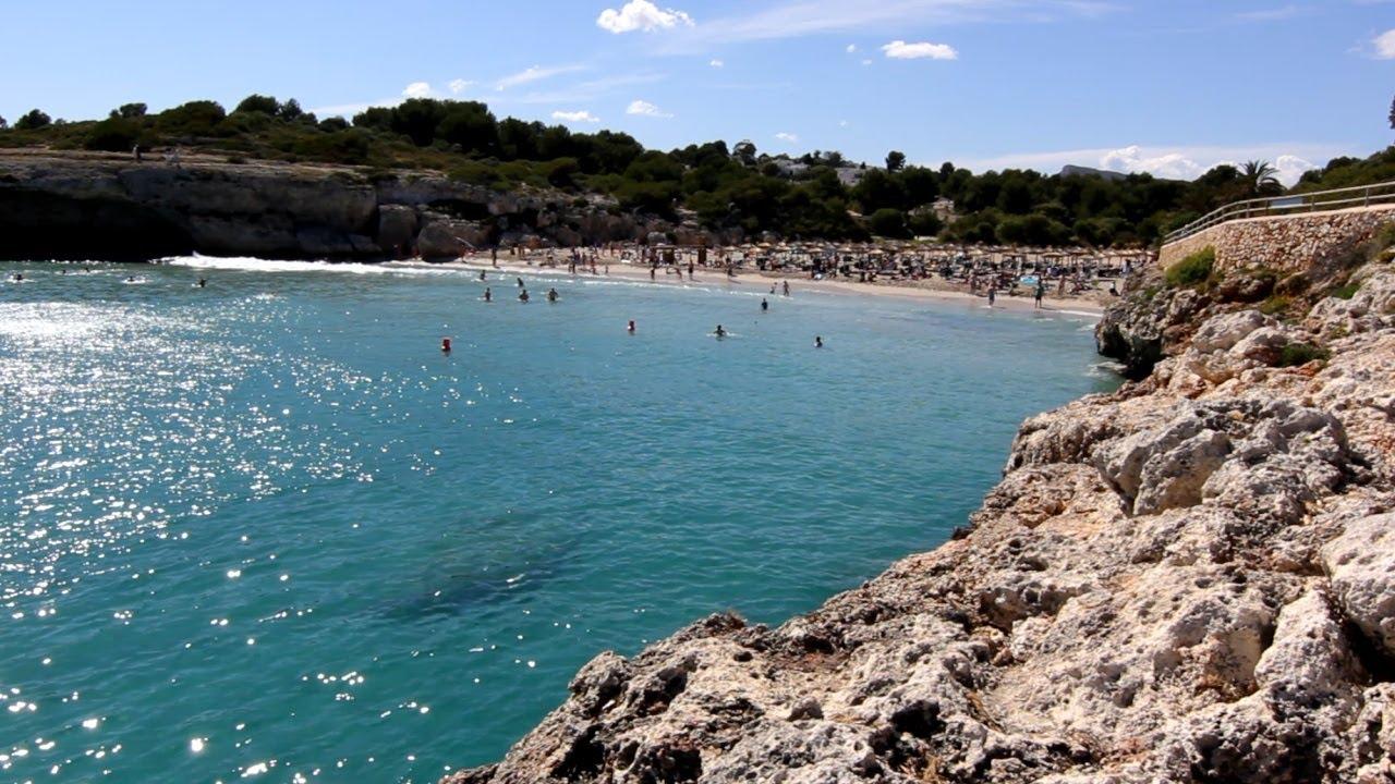 Mallorca - Calas de Mallorca / HOTEL HSM CANARIOS PARK / Beach - Strand - Playa / Majorca island ...