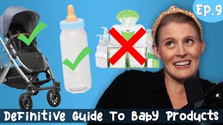 Ned and Ariel's Definitive Guide To Baby Products  Baby Steps Ep. 10  Pregnancy Week 33