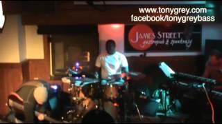 Tony Grey Trio Live Dil Chahata Hai