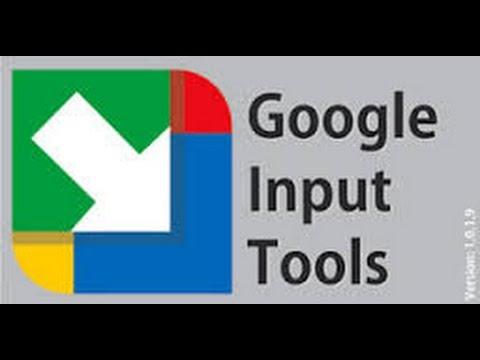 google hindi toolkit