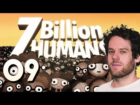 7 Billion Humans mit Florentin und Max #09