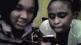 Asia and Aisha (Girl talk): The freaky old lady!