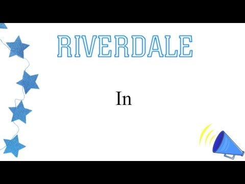 Riverdale - In (lyrics)