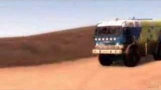 Colin McRae: DiRT - Dump Truck Race