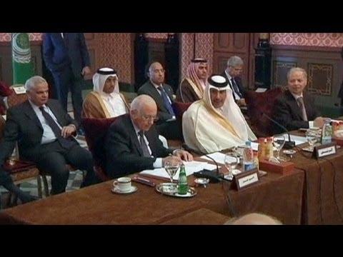 Arap Birliği Suriye'ye barış gücü...