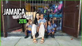 Spring Break: Jamaica Vlog