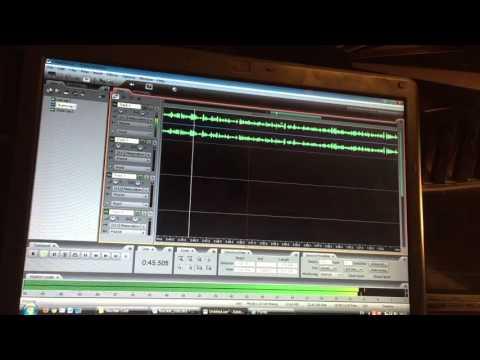 Как соединить несколько звуковых файлов в один (Adobe Audition)