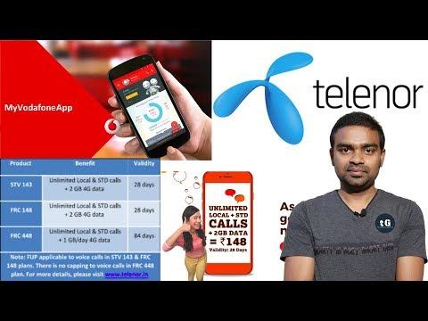 Vodafone ₹69 Unlimited, Docomo ₹349, Xiaomi New Series, Oppo F5, Telenor 143, Tech PRime #65