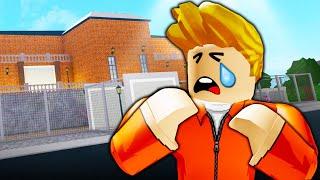 Le triste secret du prisonnier de Bloxburg: A Sad Roblox Bloxburg Film