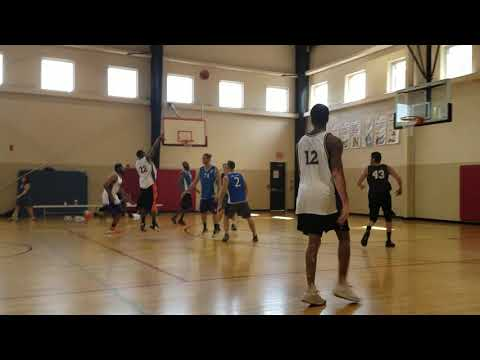 9-17-2017 YMCA MENS BASKETBALL LEAGUE