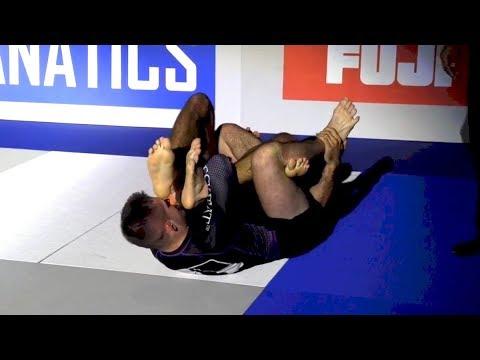 Looks Flashy, Really Works! Rolling Calf Crush Breakdown of William Tackett