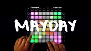 TheFatRat - MAYDAY ft. Laura Brehm (Launchpad Performance)
