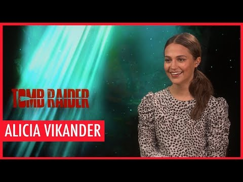Alicia Vikander girled when she met Rachel Weisz!