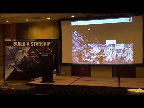"Starship Congress 2017: Yalda Mousavinia, ""Cooperative Development Of A Lunar Metropolis"""