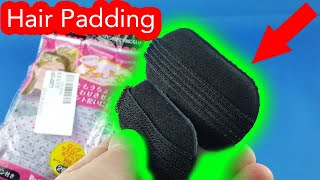 ✅ 1$ Hair Styling Sponge Volume from AliExpress Unboxing haul euro app