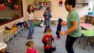 Dört Küçük Şişe Sallanıyordu - Çocuk Oyunu - Grup Down - Özel Eğitim - Down Sendromu