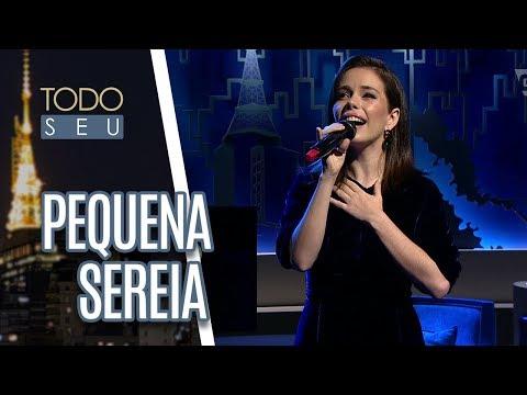 Musical Da Pequena Sereia Com Fabi Bang E Rodrigo Negrini - Todo Seu (15/05/18)