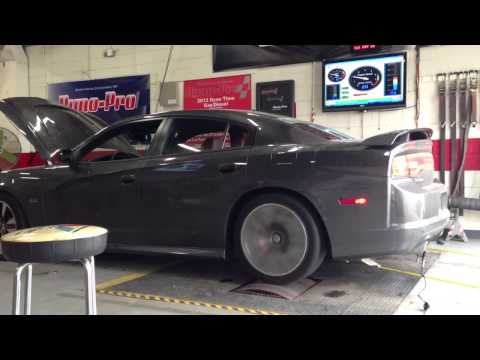 2013 Dodge charger srt8 dyno test stock