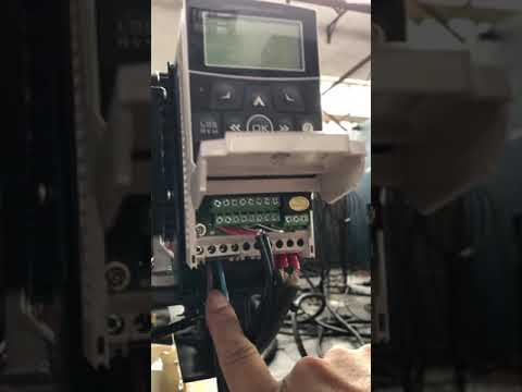 Oil-free Scroll Air Pump OSC3 Include Motor VSD Driven