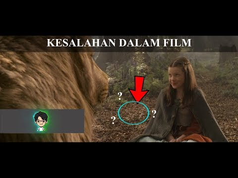 KESALAHAN / KEANEHAN FILM The Chronicles of Narnia 2 : Prince Caspian #85