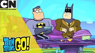Teen Titans Go!   Batman is Watching TV   Cartoon Network UK