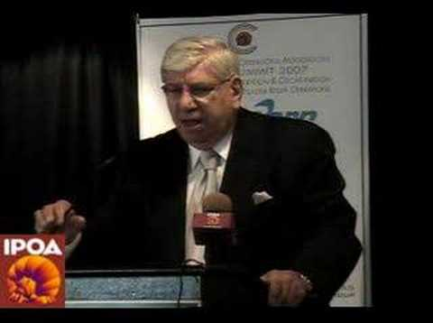 IPOA Annual Summit 2007 - Ep. 33 - Jacques Paul Klein Part 1