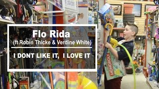 Flo Rida ft. Robin Thicke & Verdine White I Don
