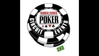 WSOP Circuit - Main Event 4M Garantidos - Dia 3