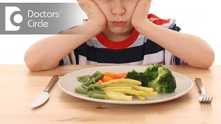 Is my child a picky eater? - Dr. Namrata Pai