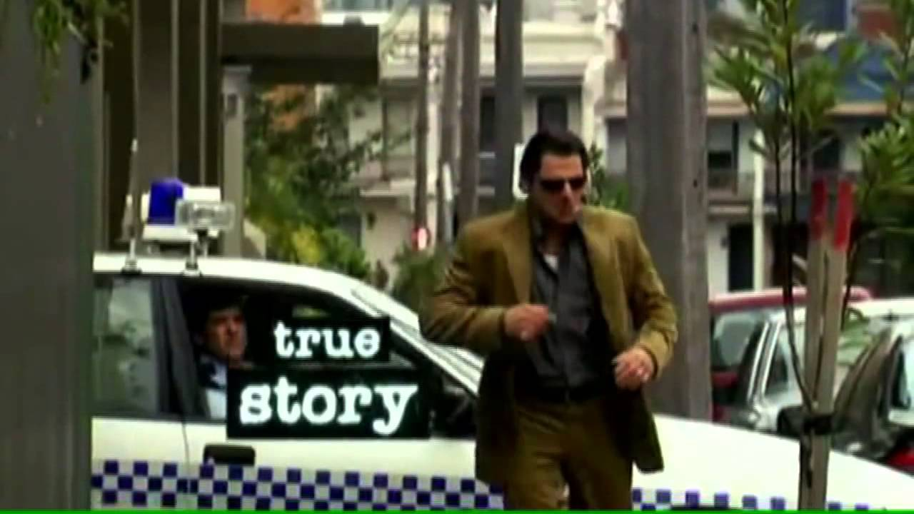 Underbelly TV Show Trailer