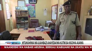 Jambazi 'Rambo' auwawa Kigoma