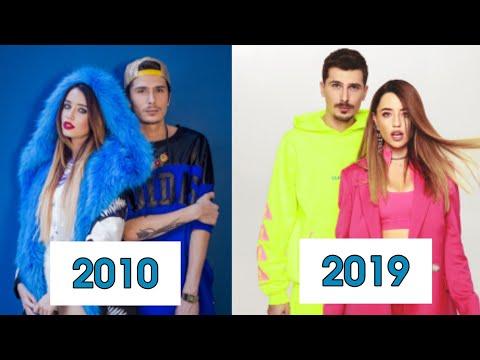 """Как менялись хиты группы """"ВРЕМЯ И СТЕКЛО"""" 2010-2019"""
