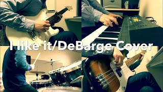 I like it DeBarge cover