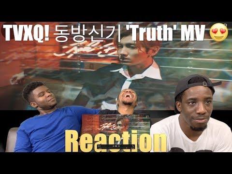Free Download Tvxq! 동방신기 'truth' Mv (viewsfromthecouch) Reaction !😍☺️ Mp3 dan Mp4