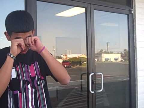 Selma High School Jrs Vote For Jacob Arriola Youtube