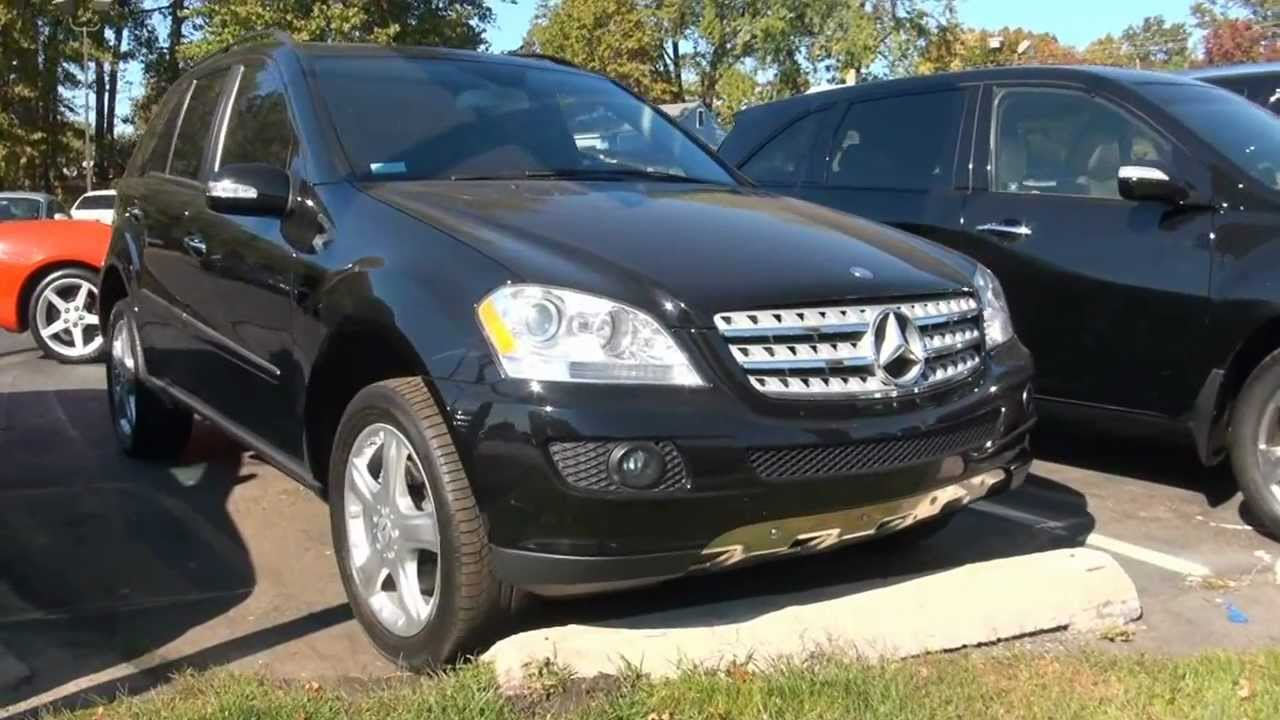 2007 mercedes benz ml350 4matic stock 2372 youtube. Black Bedroom Furniture Sets. Home Design Ideas