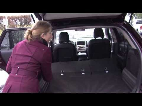 Virtual Walk Around Tour of a 2010 Ford Edge Limited AWD at Titus Will Ford x7645