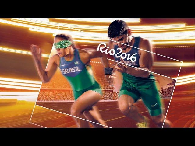 Terezinha Guilhermina - Campanha Olimpíada e Paralimpíada Rio 2016 - Ministério do Esporte