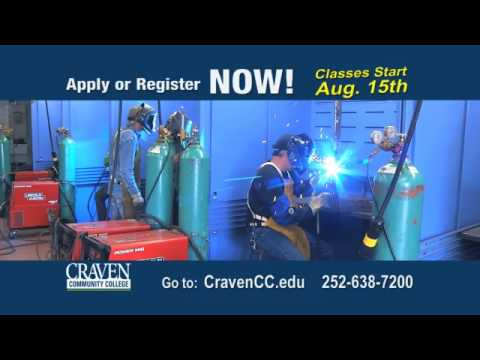 It all Adds up at Craven Community College Fall 2016