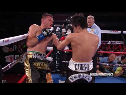 Yoshihiro Kamegai  vs. Jesus Soto-Karass: WCB Highlights (HBO Boxing)